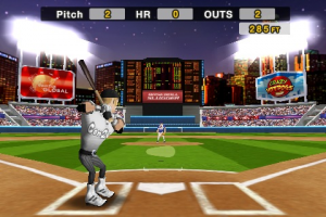 Screenshot of Home Run Derby 3D by Com2Us